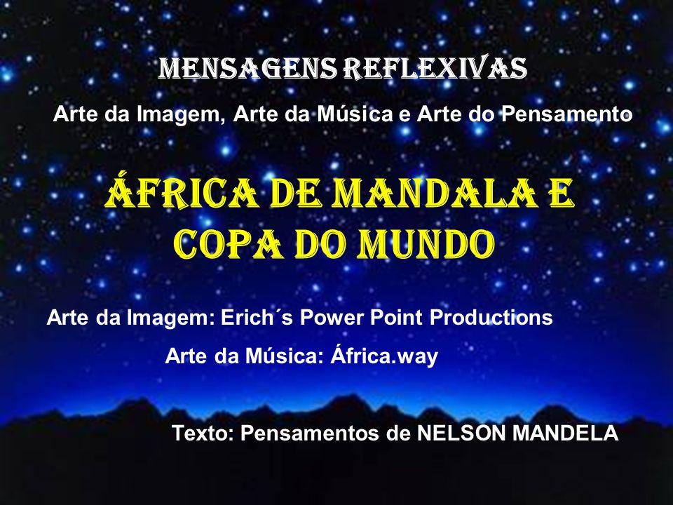 ÁFRICA de mandala E COPA DO MUNDO