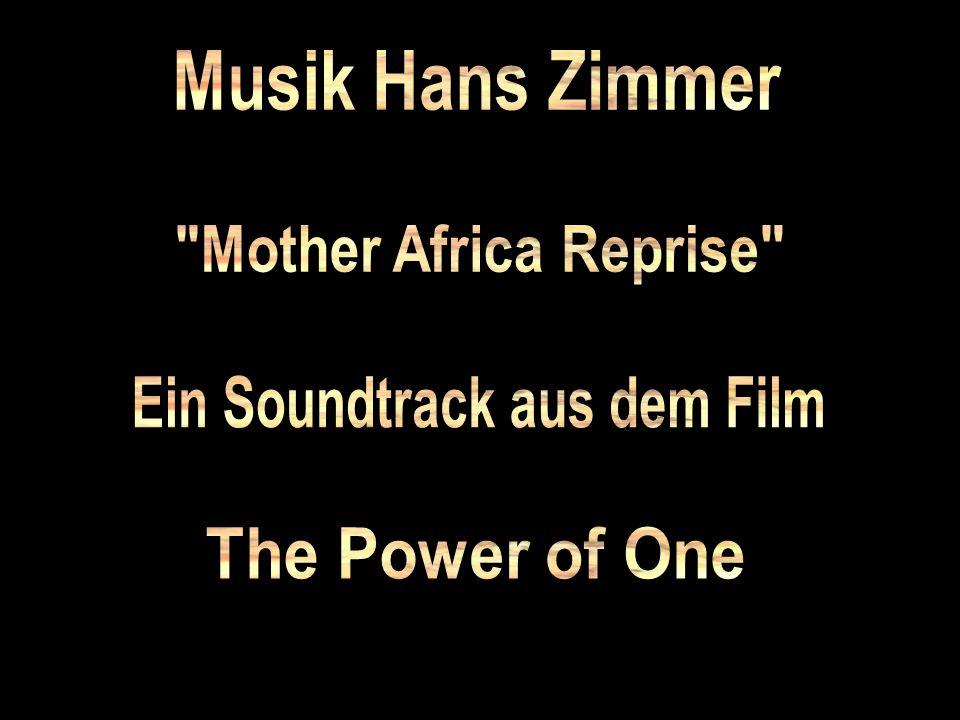 Ein Soundtrack aus dem Film