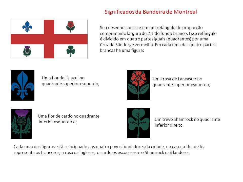 Significados da Bandeira de Montreal