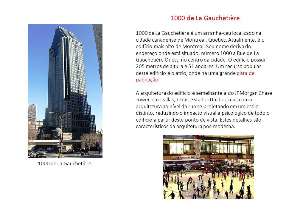 1000 de La Gauchetière