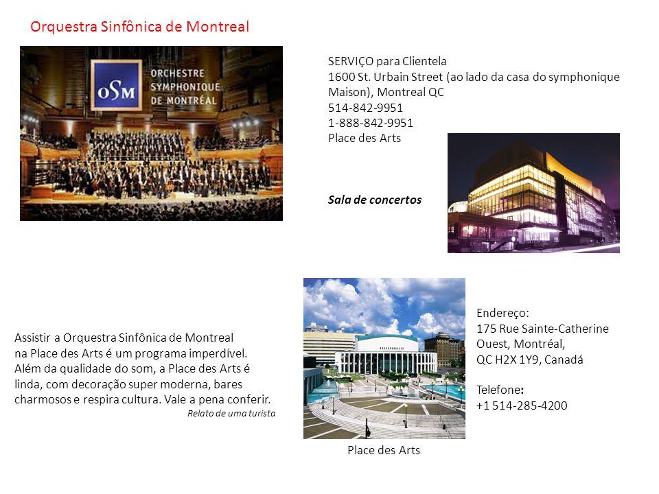 Orquestra Sinfônica de Montreal