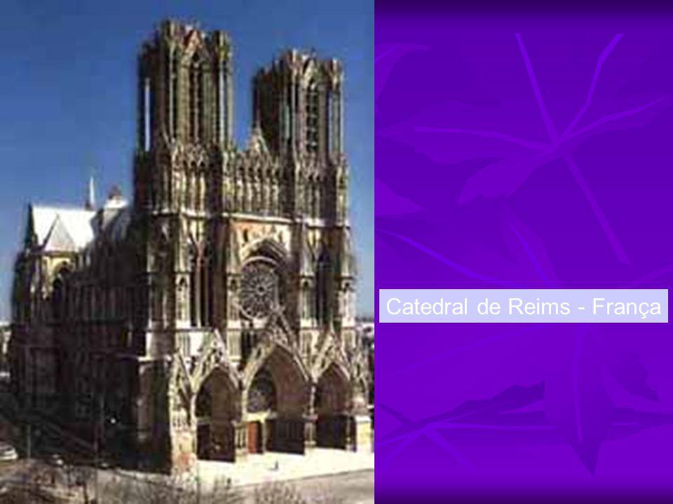 Catedral de Reims - França