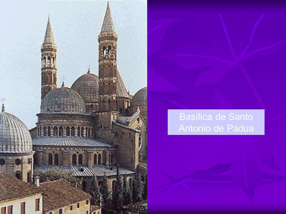 Basílica de Santo Antonio de Pádua