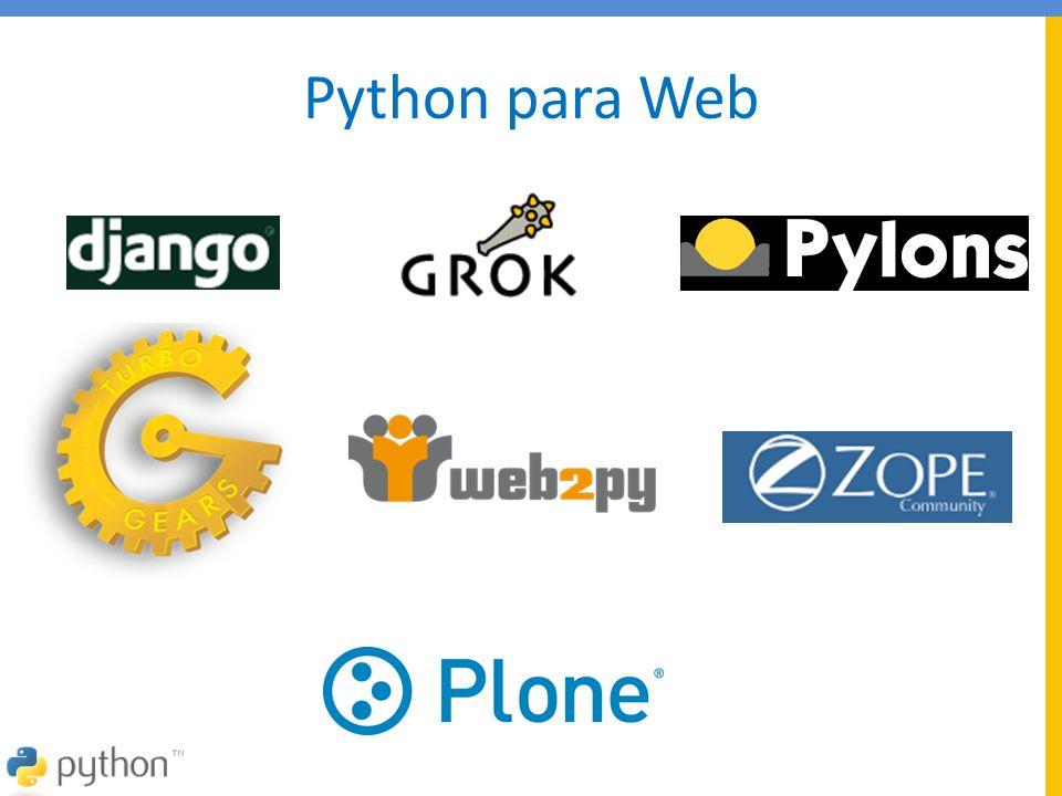 Python para Web