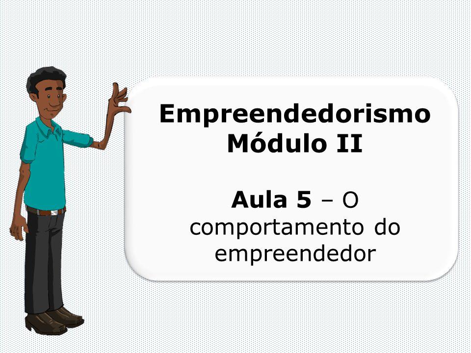 Empreendedorismo Módulo II