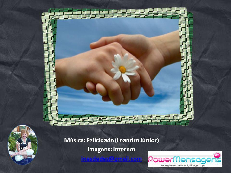 Música: Felicidade (Leandro Júnior)