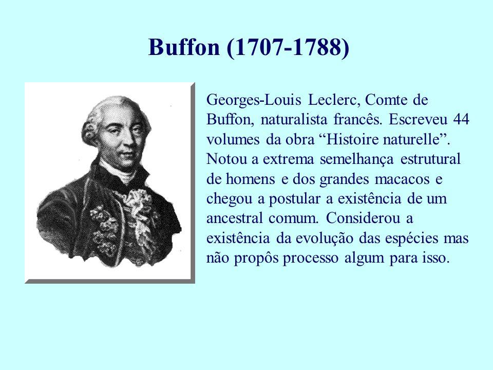 Buffon (1707-1788)