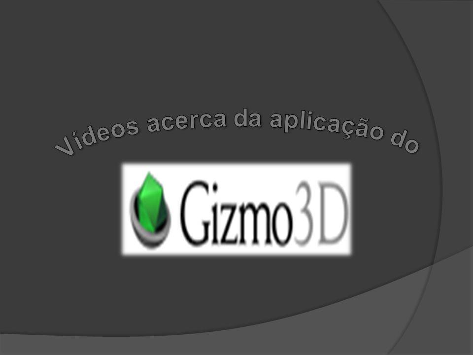 Vídeos acerca da aplicação do