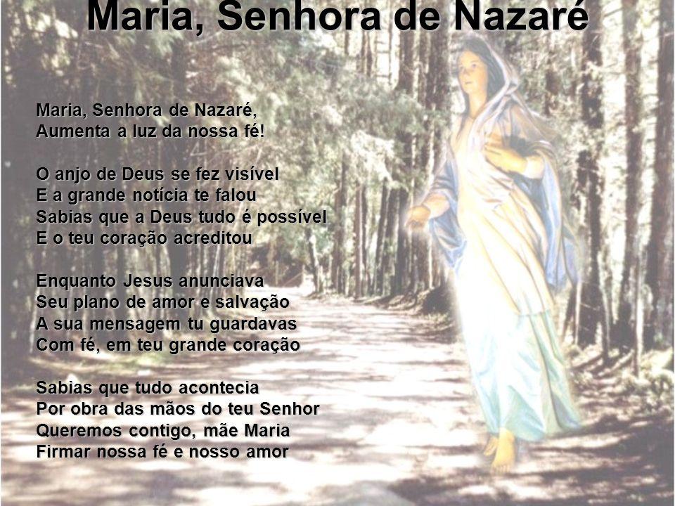 Maria, Senhora de Nazaré