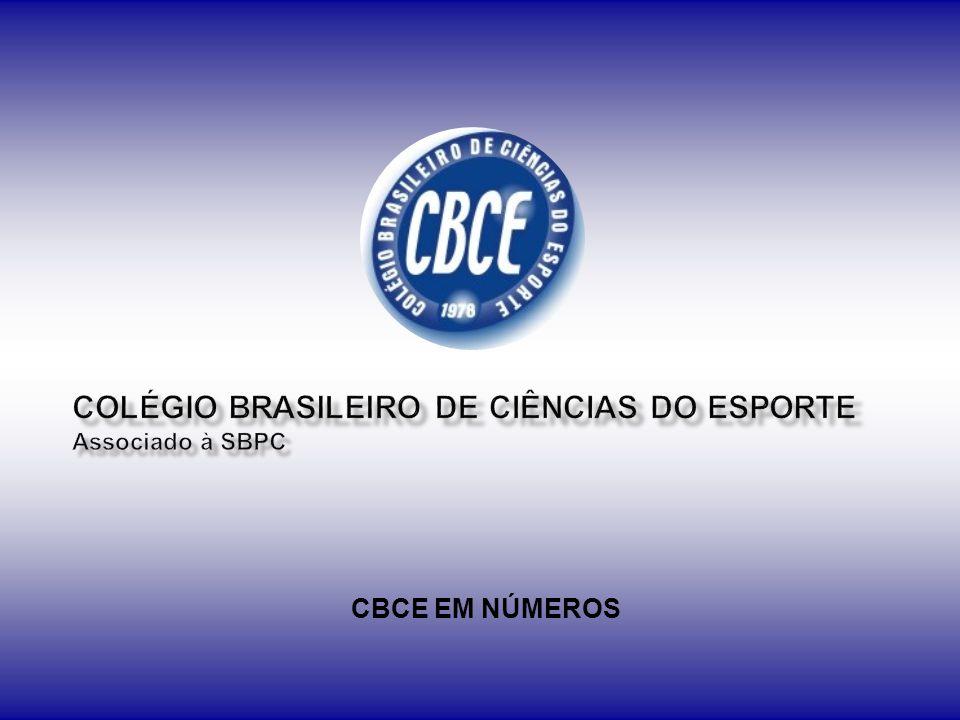 COLÉGIO BRASILEIRO DE CIÊNCIAS DO ESPORTE Associado à SBPC
