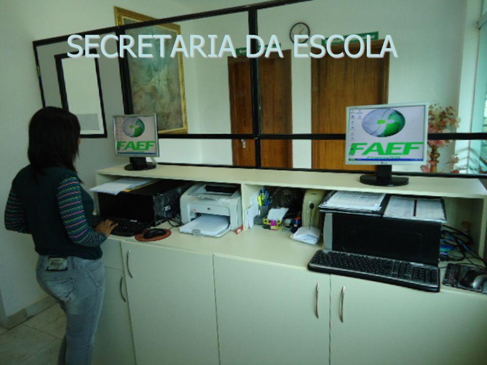 SECRETARIA DA ESCOLA