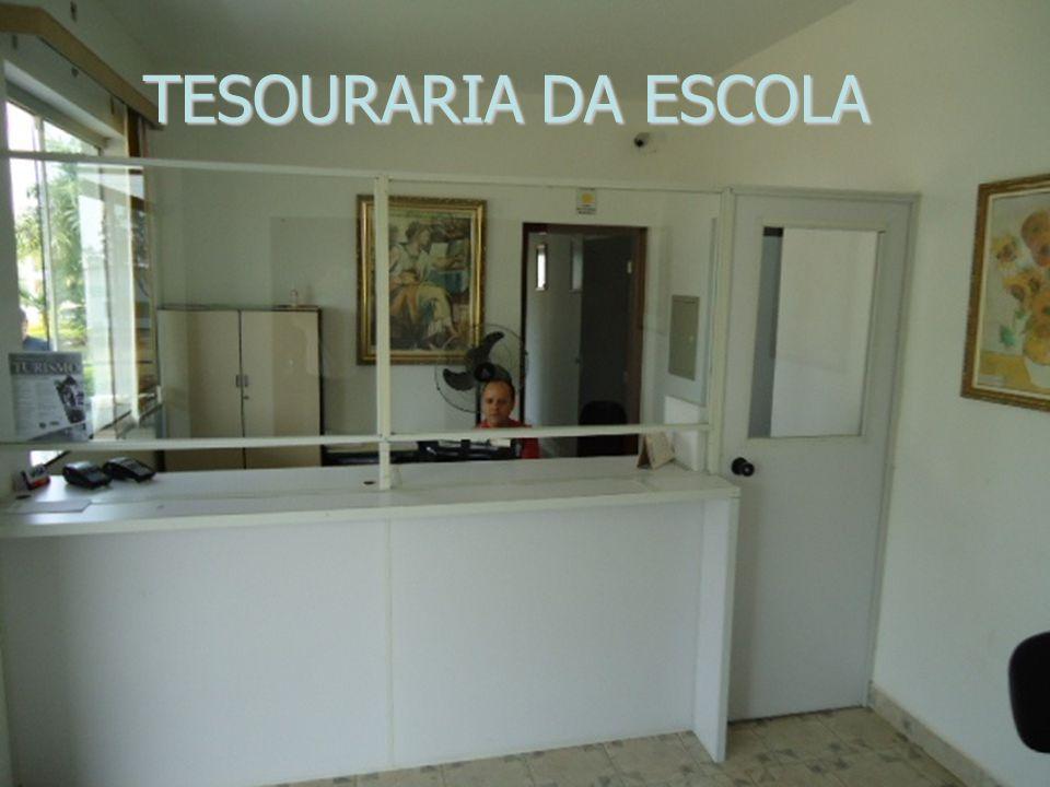 TESOURARIA DA ESCOLA