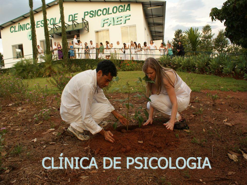 CLÍNICA DE PSICOLOGIA