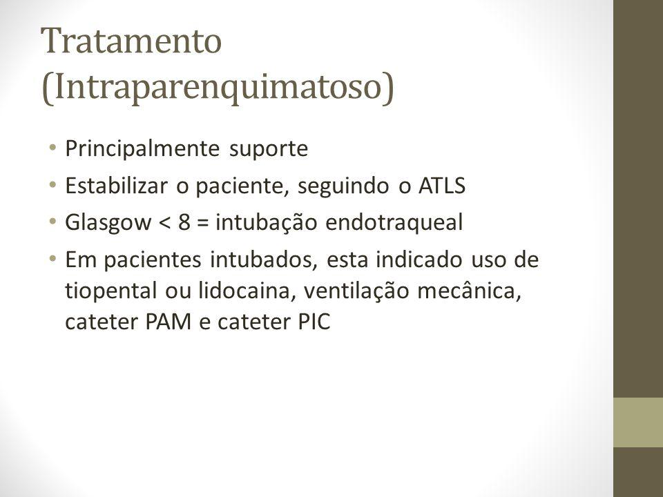 Tratamento (Intraparenquimatoso)