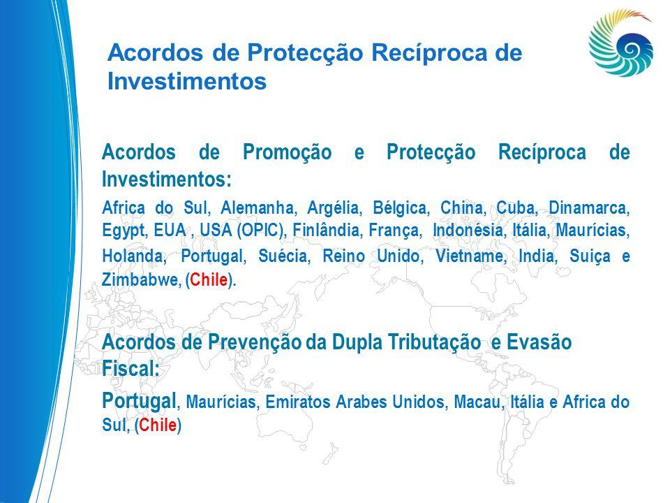 Acordos de Protecção Recíproca de Investimentos