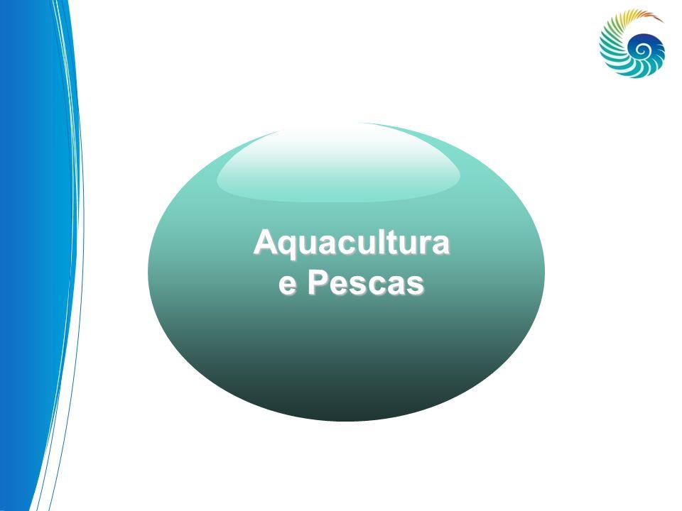 Aquacultura e Pescas