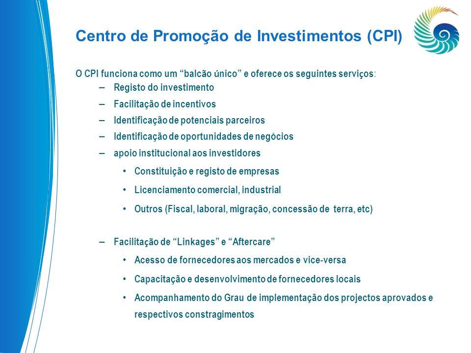 Centro de Promoção de Investimentos (CPI)