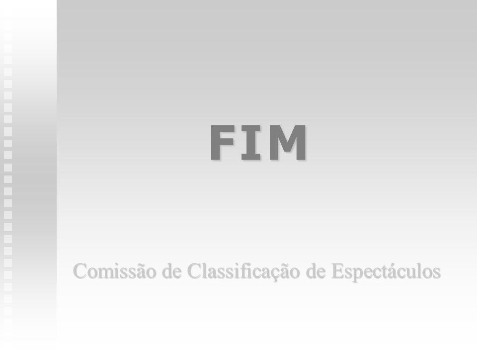 Comissão de Classificação de Espectáculos