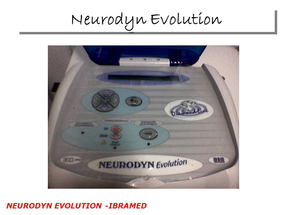 Neurodyn Evolution NEURODYN EVOLUTION -IBRAMED