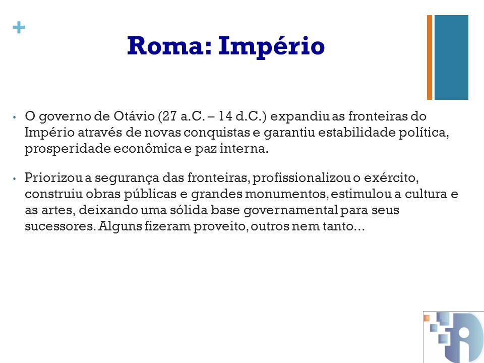 Roma: Império