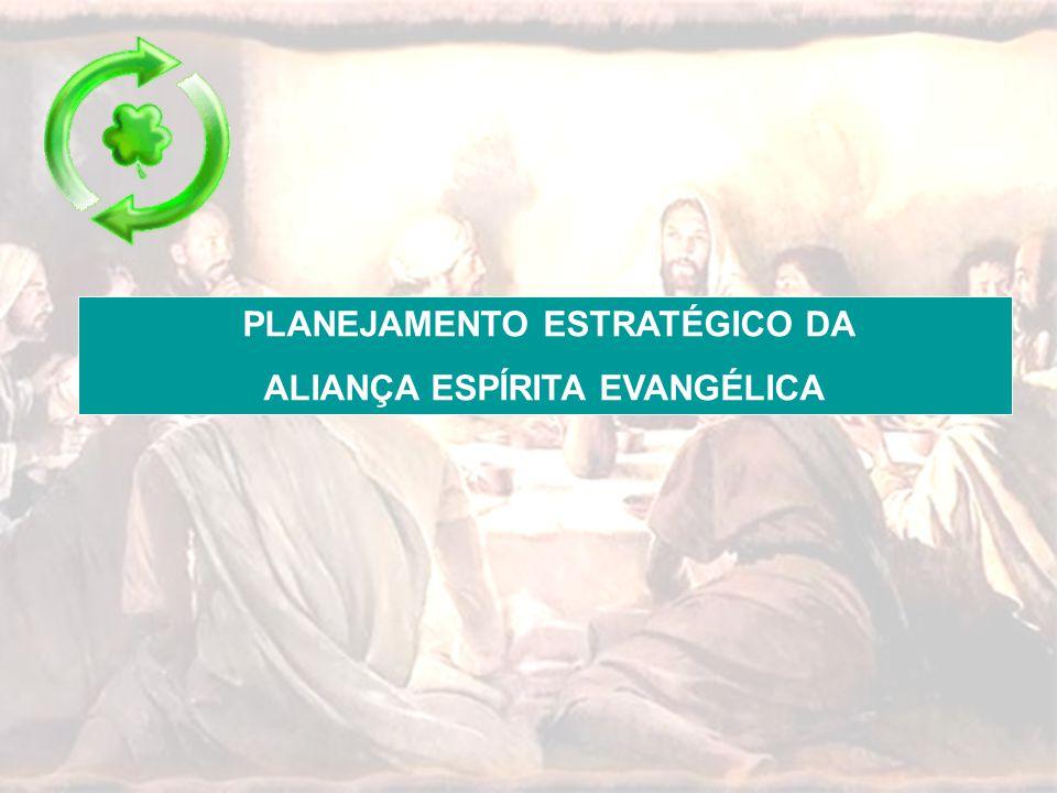 ALIANÇA ESPÍRITA EVANGÉLICA
