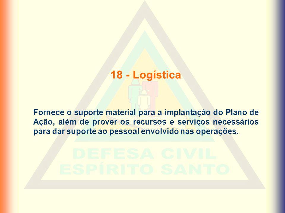 18 - Logística