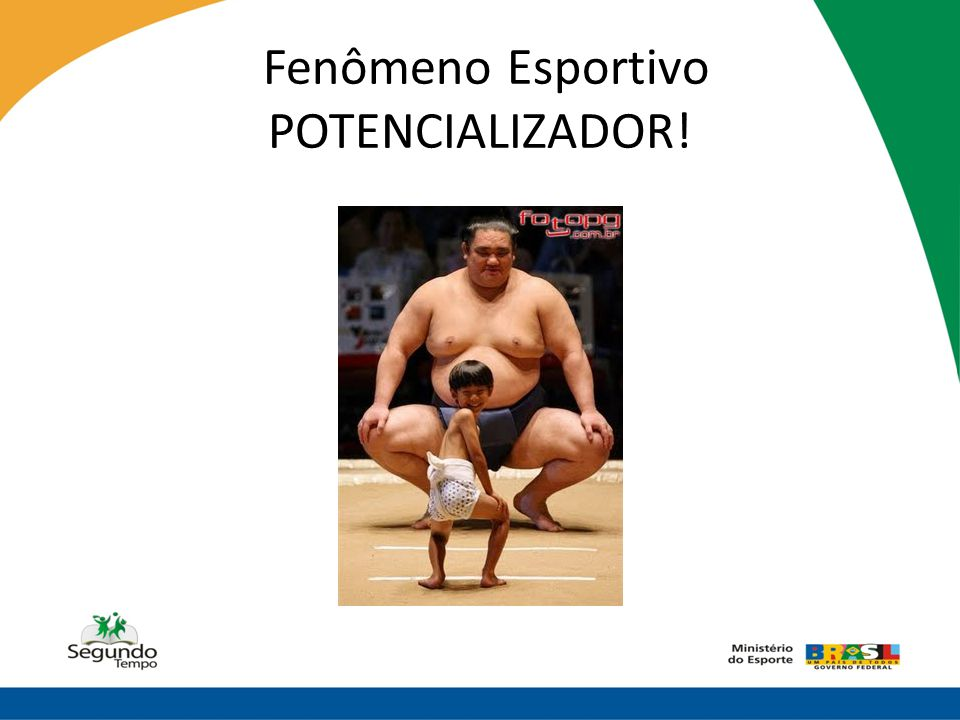 Fenômeno Esportivo POTENCIALIZADOR!