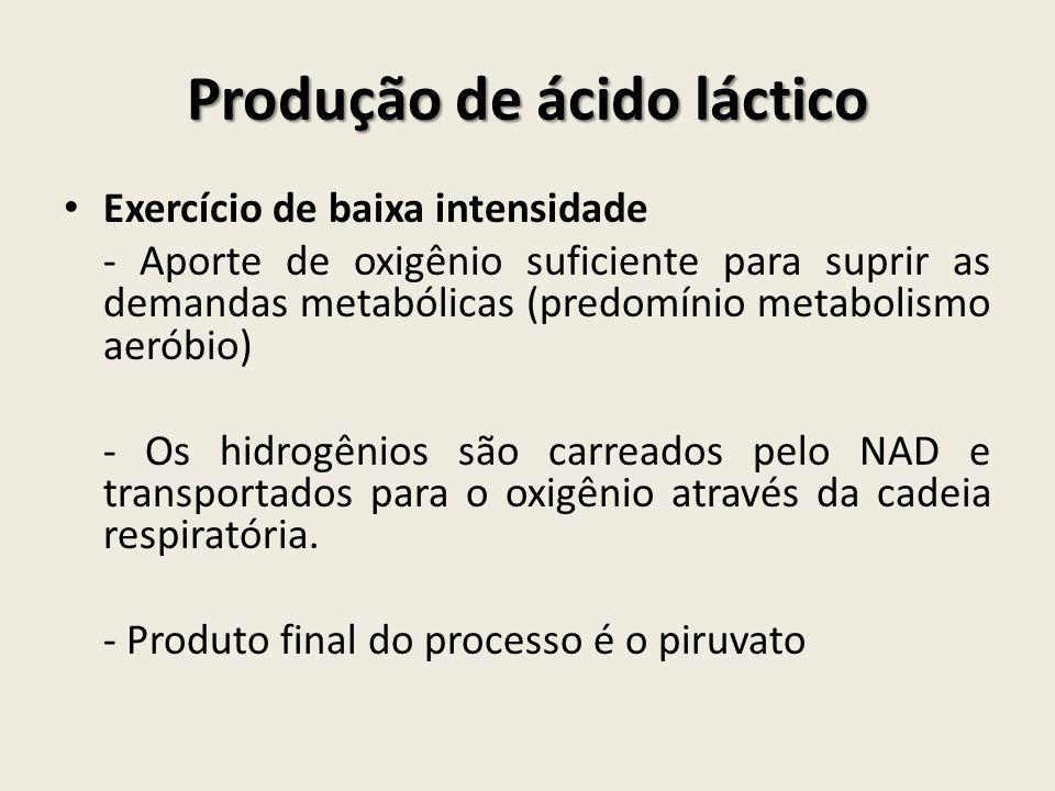 Produção de ácido láctico