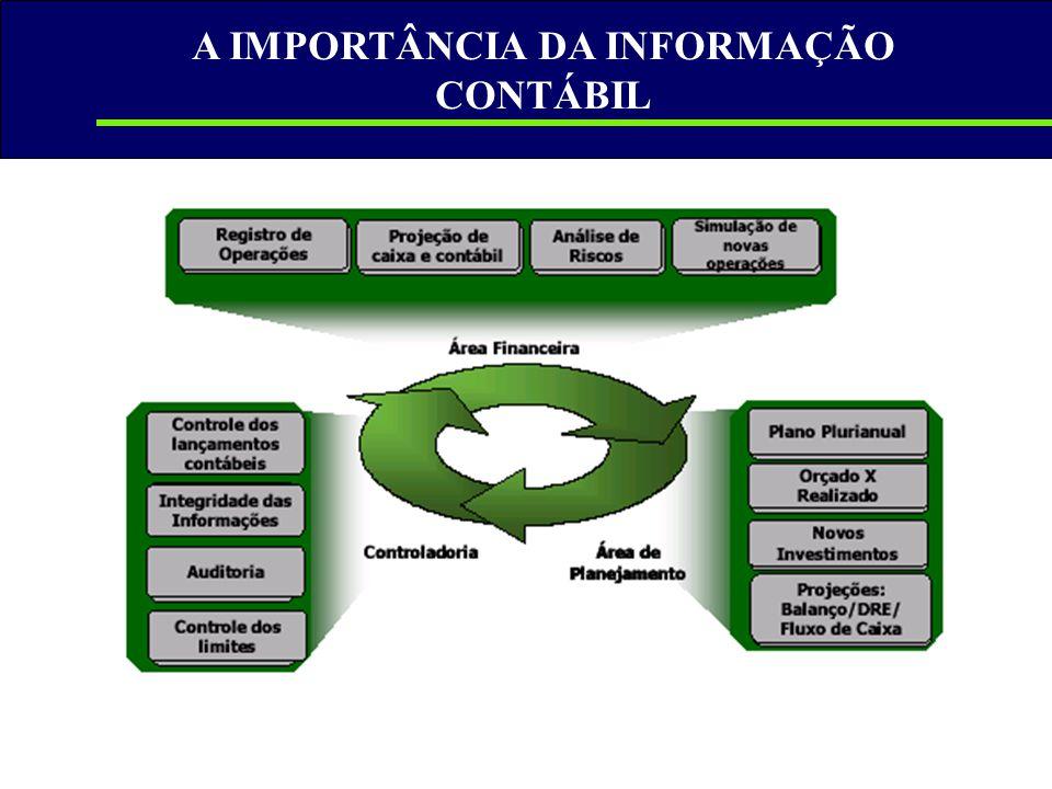 A IMPORTÂNCIA DA INFORMAÇÃO CONTÁBIL