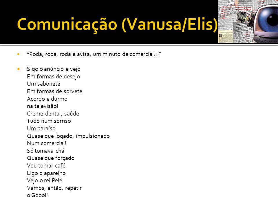 Comunicação (Vanusa/Elis)