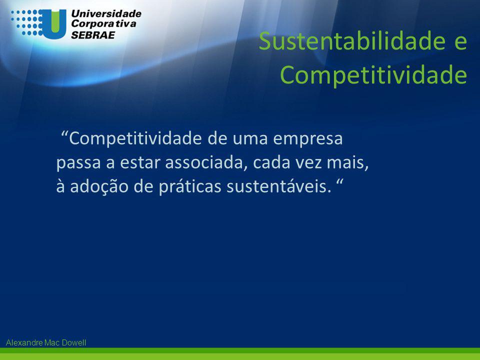 Sustentabilidade e Competitividade
