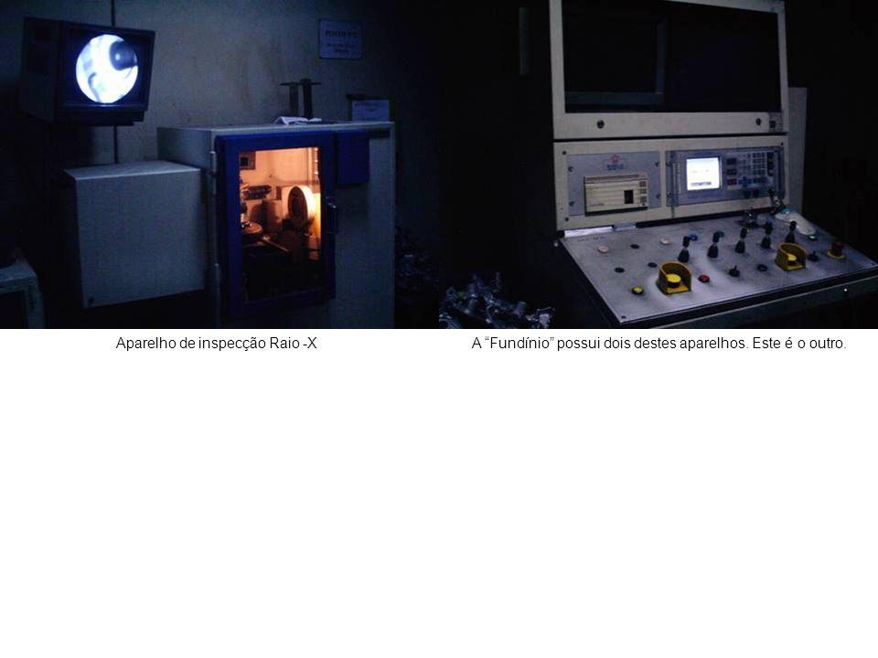 Aparelho de inspecção Raio -X
