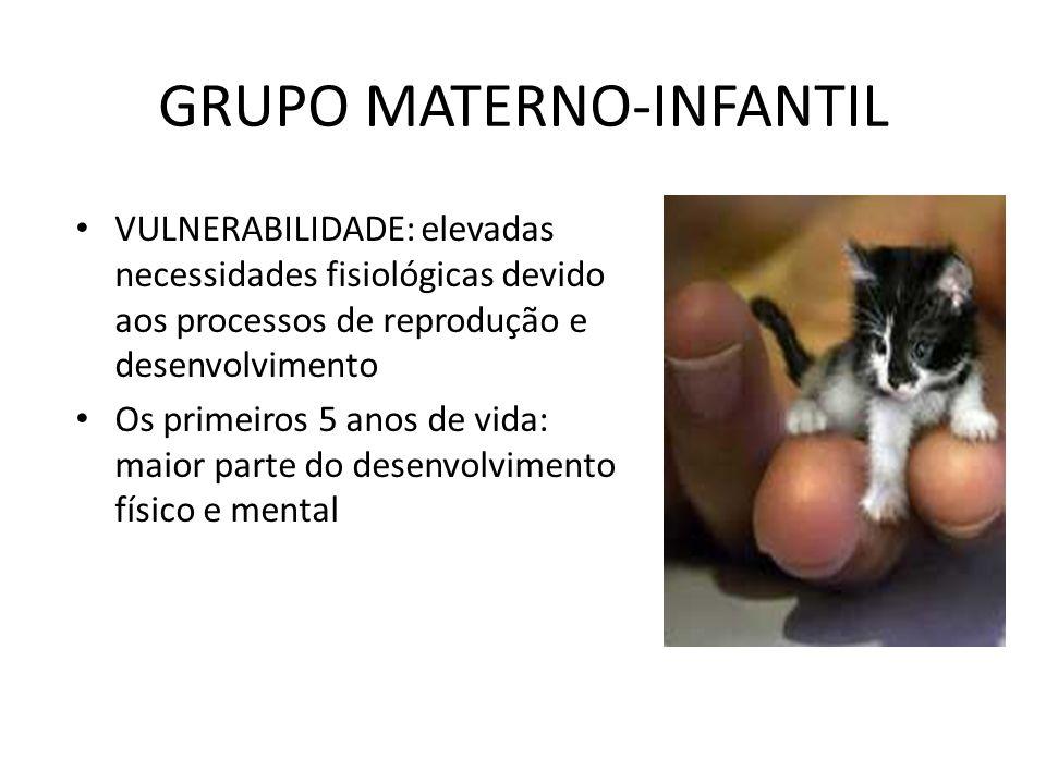 GRUPO MATERNO-INFANTIL
