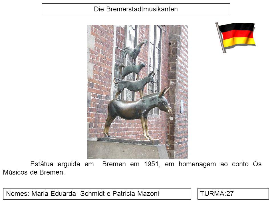 Die Bremerstadtmusikanten