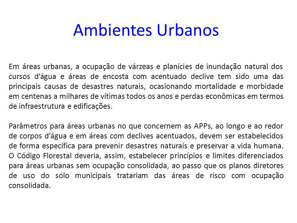 Ambientes Urbanos