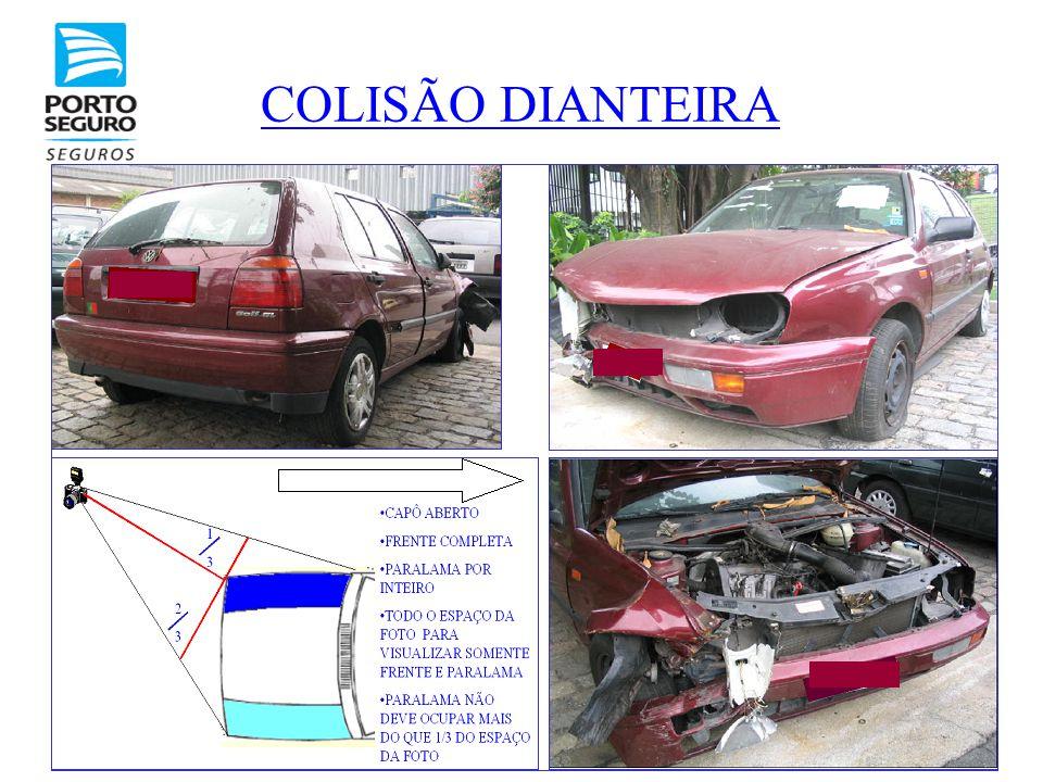 COLISÃO DIANTEIRA