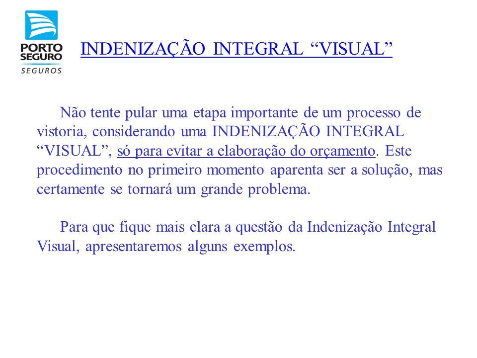 INDENIZAÇÃO INTEGRAL VISUAL