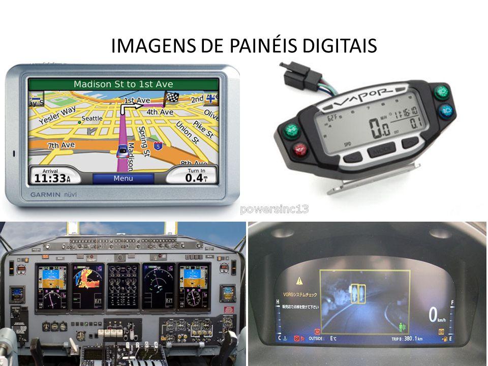IMAGENS DE PAINÉIS DIGITAIS