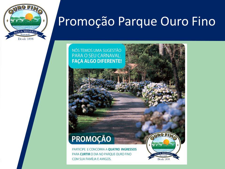 Promoção Parque Ouro Fino