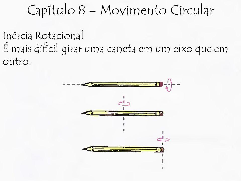 Capítulo 8 – Movimento Circular
