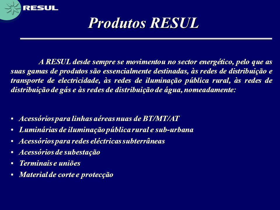 Produtos RESUL