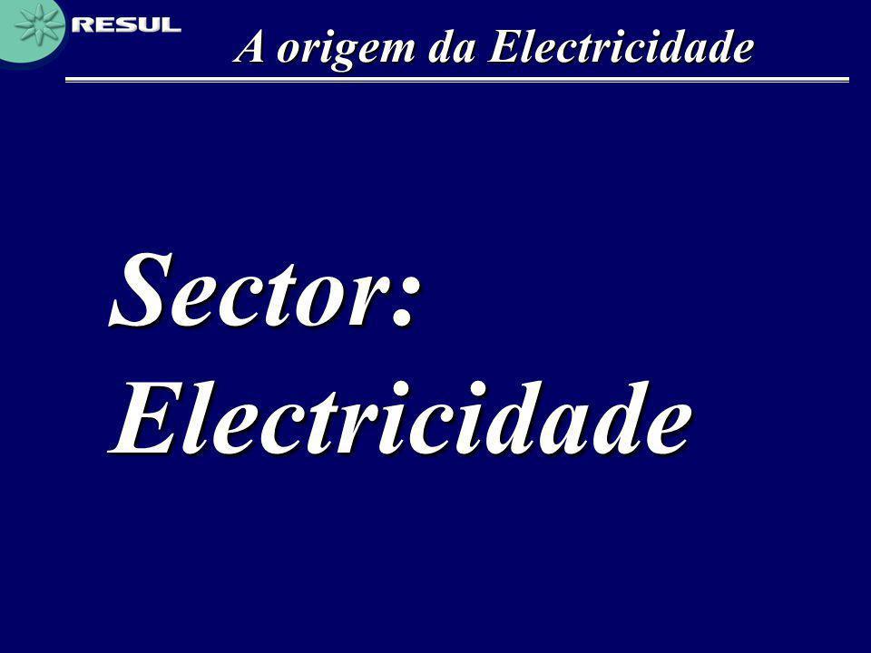 Sector: Electricidade