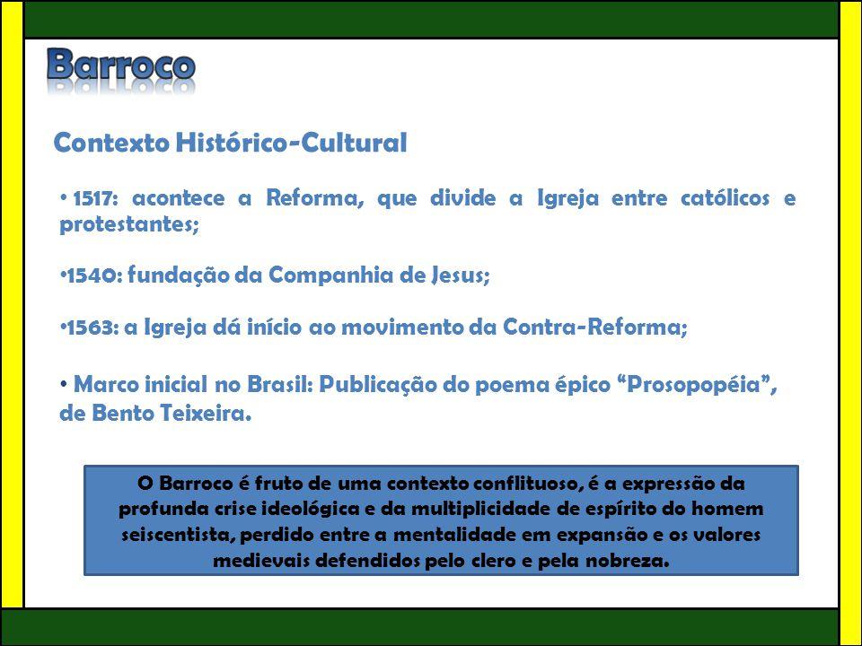 Barroco Contexto Histórico-Cultural