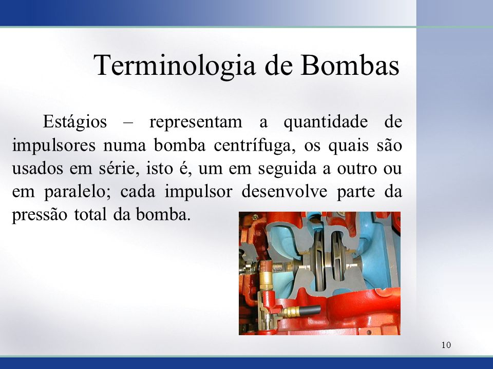 Terminologia de Bombas