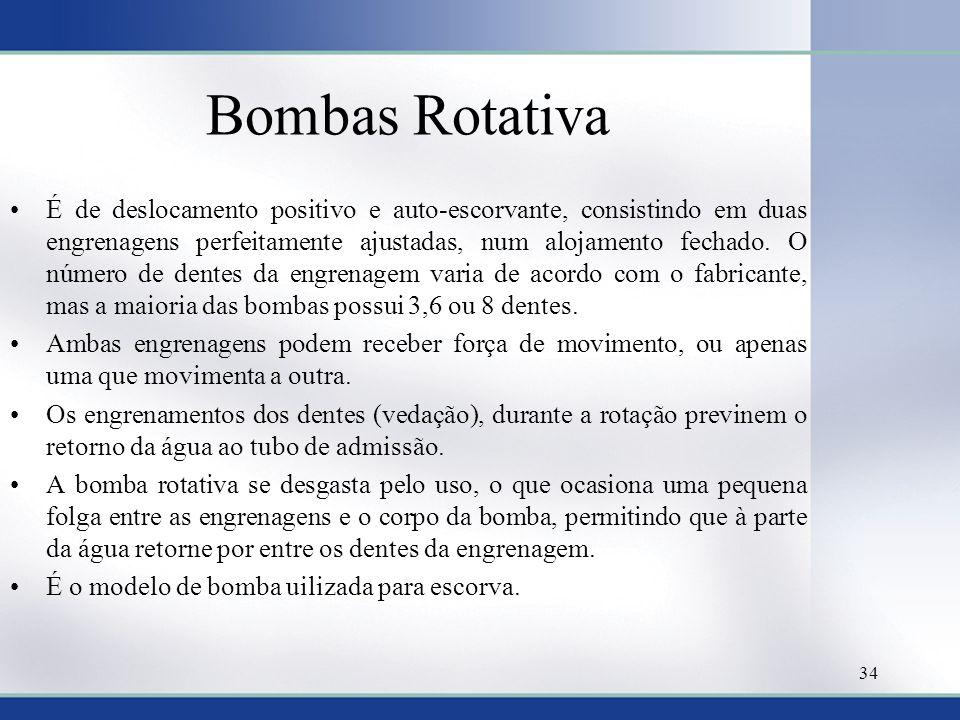 Bombas Rotativa