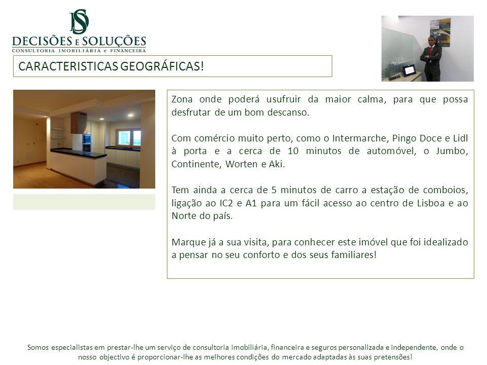 CARACTERISTICAS GEOGRÁFICAS!