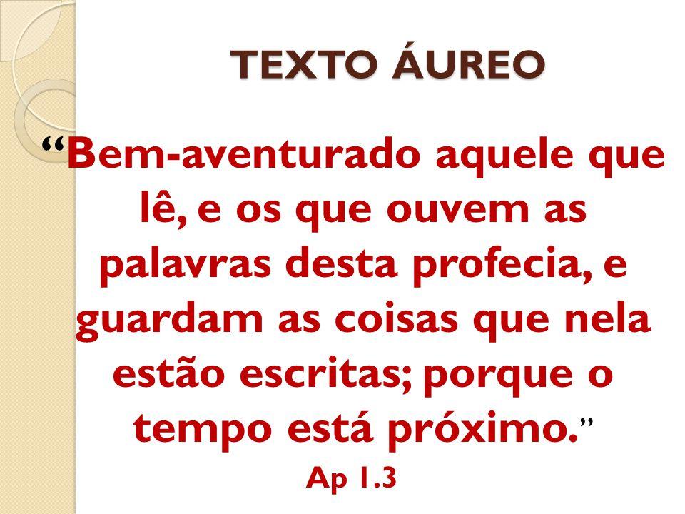 TEXTO ÁUREO