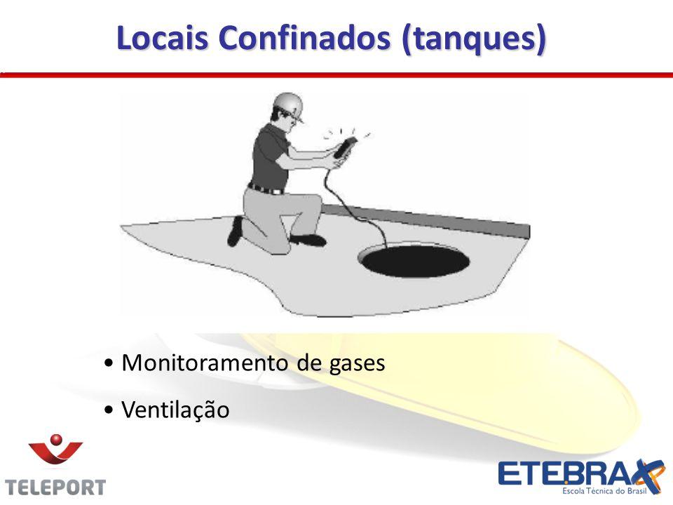 Locais Confinados (tanques)
