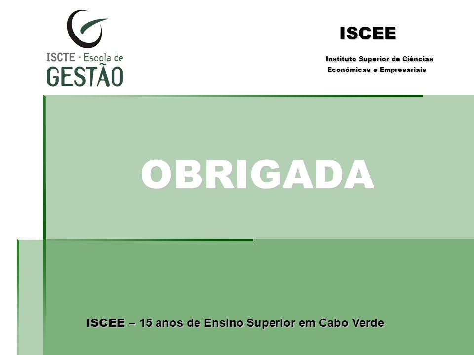 ISCEE – 15 anos de Ensino Superior em Cabo Verde