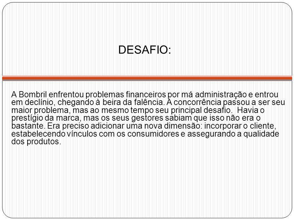 DESAFIO: